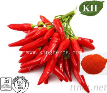 Losing Fat 1% Capsaicin Red Pepper Extract
