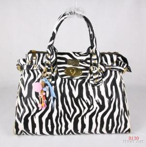 Branded Zebra Bags Wholesale