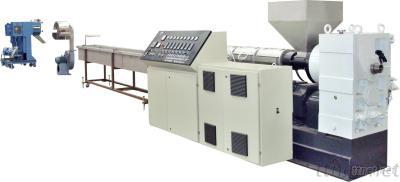 PE/PP Flake cold strip Granulation Line