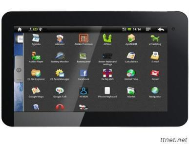 7Inch Ips Capacitive Muilt Touch Net Pad Android4.0