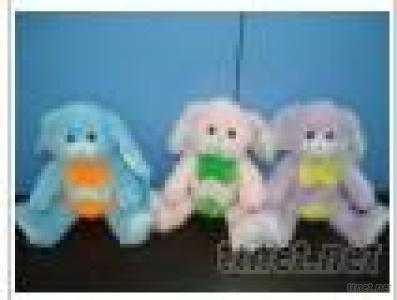 Easter Rabbit Plush Toy