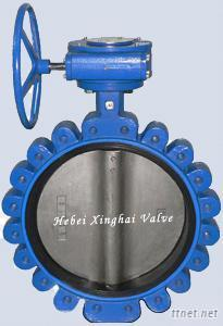 Lug Type Gate Valve