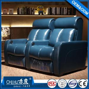 High Quality Leather Vip Home Theater Seatings