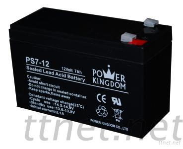 12V7Ah SLA/AGM/VRLA Batteries