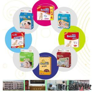 Disposable Baby Diaper, OEM and ODM Orders Welcomed