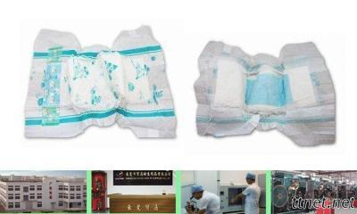 Ultra Soft and Comfortable Baby Diaper, Available in Various Sizes