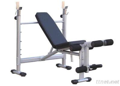 Ajustable Dumbbell Lifting Bench