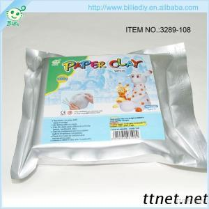 White Air Drying Clay