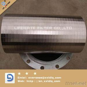Continues Slot Stainless Steel 304 Johnson Screen