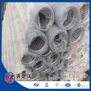 Screen Casing Pipes. S. T. C. Threads For Wells