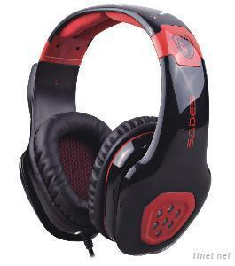 PC Gaming Headphone With 7.1 Sound Effect