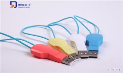 New Style USB Cable for iPhone, iPad & Galaxy S6
