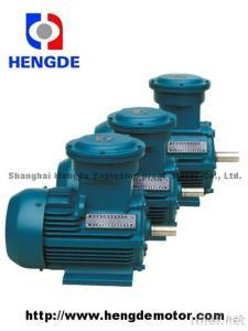 Explosion-Proof Three Phase Asynchronous Motor