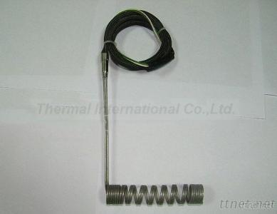 100V-400V Coil Heaters For Plastic Processing Machinery