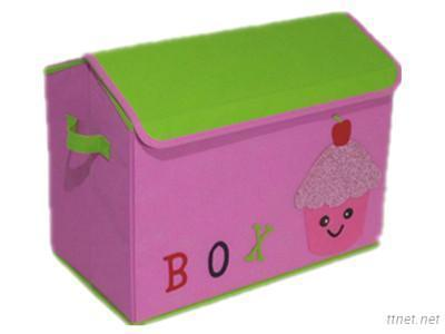 Wholesale Eco-Friendly And Durable Polyester Foldable Storage Box(WM-2039)