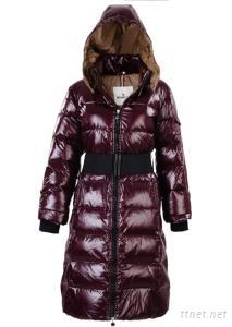 down and feather jackets 000665