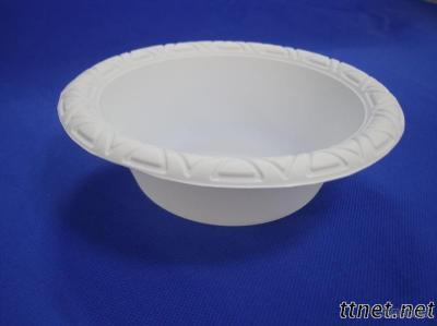 Disposable Biodegradable Dinner Bowl