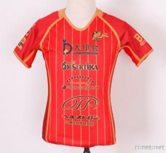 Football Top/Tee With Sublimation Printing