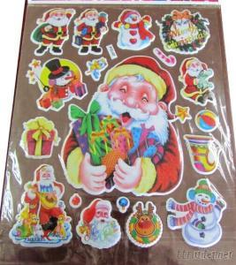 Lovely Puffy Sticker Or 3D Bubble Sticker