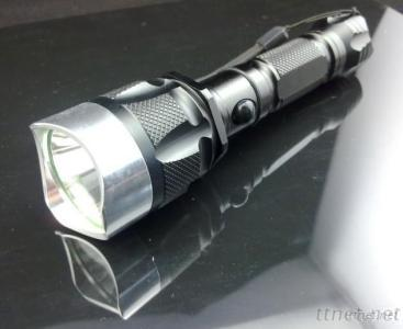 CREE Q5 High-Power Waterproof Direct-Rechargeable Led Flashlight