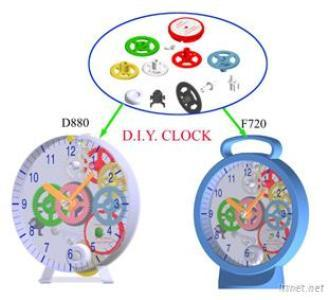 Intellectual And Educational Toys Clock