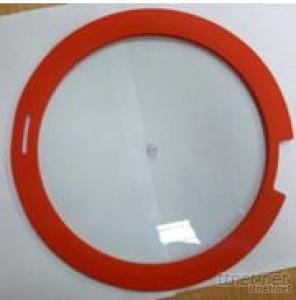 Silicone Flat Glass Lid