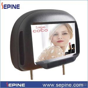 LCD Display Android 9Inch 3G Taxi Advertising Player