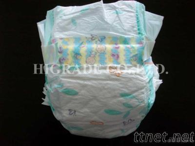 Best Velcro Clothlike Disposable Nappy for Baby