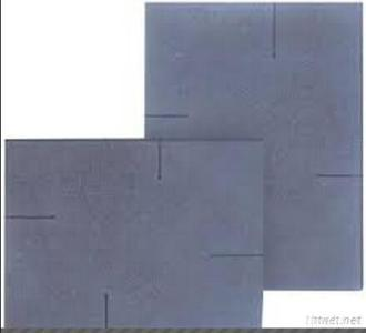 Refractory Silicon Carbide Ceramic Kiln Furniture/ Ceramic Plate