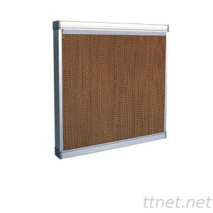 Honeycomb Water Paper Air Evaporative Cooling Pad for Poultry Farm Houses