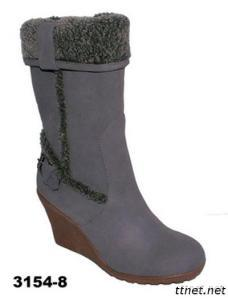 Lady Boot/Wedge Lady Boot (07)