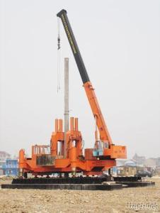 Multifunctional Hydraulic Static Pile Driver