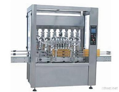 Low-Viscous Liquid Filling Machine (With Shield)