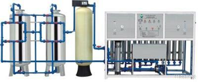 Reverse Osmosis Water Purifying Equipment