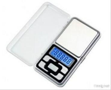 Precision Mini Pocket Scale, Digital Jewelry Scale