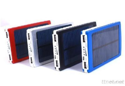 Mobile Solar Charger, Mp3/Mp4 Solar Charger Smart Phone Power Charger, Solar Power Bank