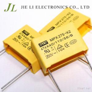 Interference Suppression Capacitor/ AC Capacitor/ Safety Capacitor