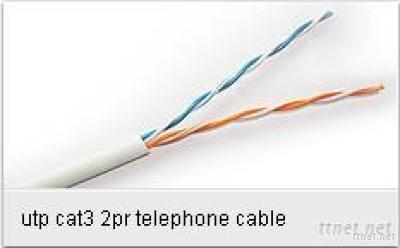 2Pairs Telephone Cable