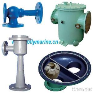 Marine Seawater Covers Filters Ejectors