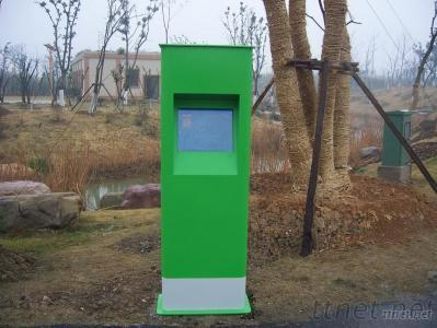Outdoor Kiosks