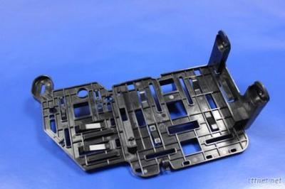 PA6+15%GF Automotive Inter Console Plastic Part Injection Mold