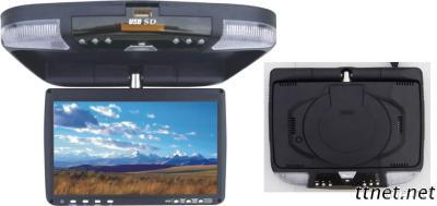 Car Flip Down Monitor With DVD