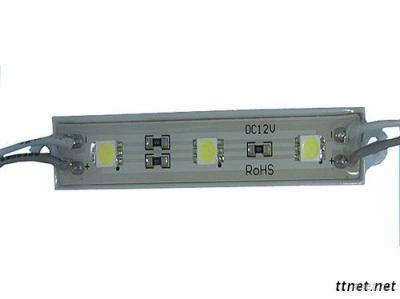 PC Groove 3 leds 5050 SMD module