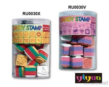 RU0030 Rubber Stamp