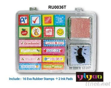 RU0036T Rubber Stamp