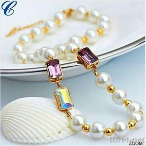 Fashion Jewelry Wholesale High Quality Pearl Necklace Jewelry