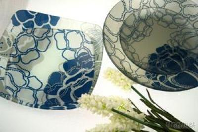 Liang Thing Glass Tabletop Decor Gifts - Alyssa Flowers