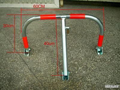 Manual Parking Locks And Parking Barrier