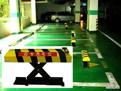 Remote Control Parking Locks And Parking Barriers