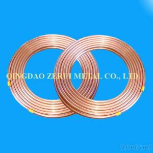 Type L Soft Annealed Pancake Coil Copper Tube